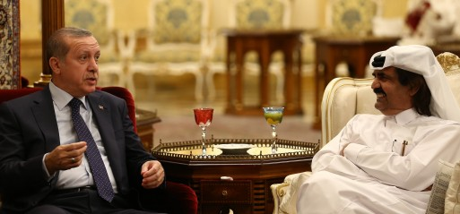 Turkey, Qatar, Iran to discuss land trade routes