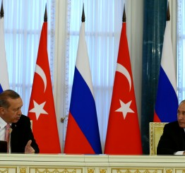 Russia: Turkey, Russia determined to boost ties