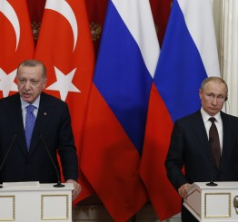 Turkey, Russia agree on cease-fire in Idlib, Syria