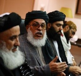 Iran: Taliban seek 'inclusive Islamic govt' in Afghanistan