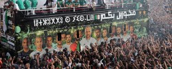 Africa Cup of Nations:  Algeria's road to glory
