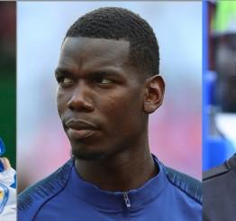 Pogba, Salah, Mane and Džeko make UEFA Team of the Year short list