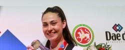 Sport: Turkey's İrem wins gold at the World Taekwondo Championships