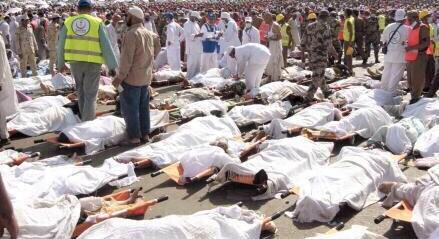 Saudi Arabia: World leaders voice condolences for deadly stampede