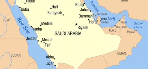 Saudi Arabia to dig canal along Qatar border turning it into an island