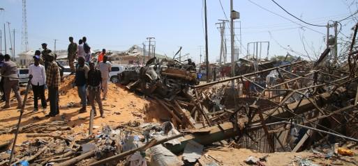 Somalia: Suicide attack kills almost 80 in Mogadishu