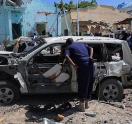 Somalia: 5 killed in suicide car bomb attack