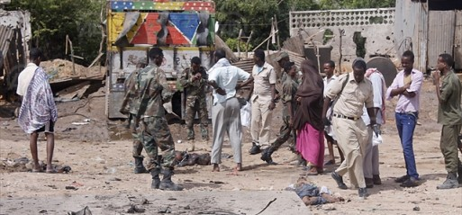 Somalia: Kenyan troops kill 21 al-Shabaab militants