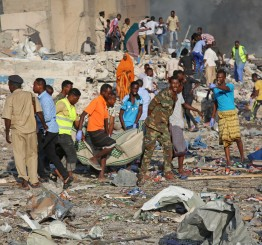Somalia: Suicide attack kills over 30, wounds dozens in Mogadishu
