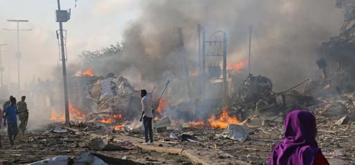 Somalia: Death toll from Mogadishu truck bombing rises to 270