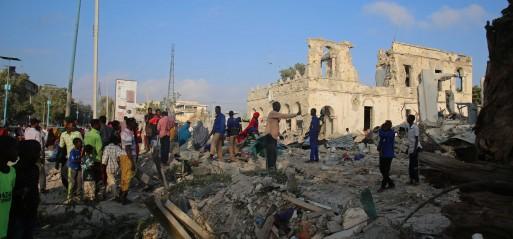 Somalia: Death toll rises to 29 in twin bombings in Mogadishu