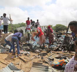 Somalia: Bomb blast kills 4 footballers in Kismayo