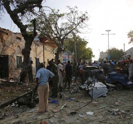 Somalia: Car suicide bomb blast in Mogadishu kills 14 people