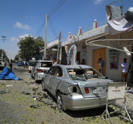 Somalia: Bomb attacks kill 'at least 9' in Mogadishu