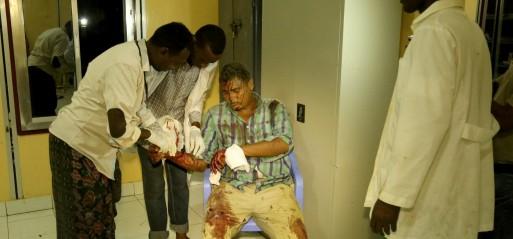 Somalia: Blast kills 5 at football stadium