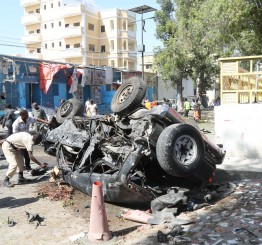 Somalia: 23 dead in Mogadishu twin suicide car bomb attack