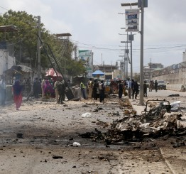 Somalia: Suicide attack at police academy kills 10