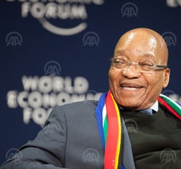 South Africa: Zuma reaffirms South Africa's friendship with Palestine