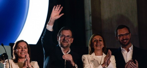 Spanish PM gains minority, but no clear winner in elections