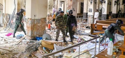 Sri Lanka: 138 killed, 400 injured in church and hotel bombings