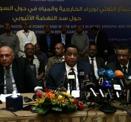 Egypt, Ethiopia, Sudan reach deal on controversial Nile dam