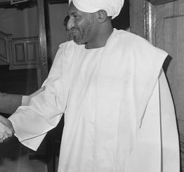 Sudan: Opposition leader, Sadiq al Mahdi returns from exile