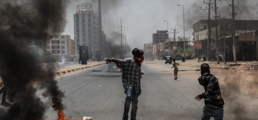 Sudan: 35 killed as forces clear protest camp in capital