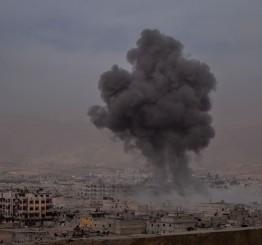 Syria: Govt airstrikes kill 59 civilians in E Ghouta