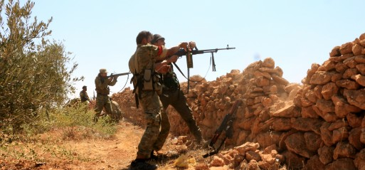 Syria: Free Syrian Army frees villages around Jarabul