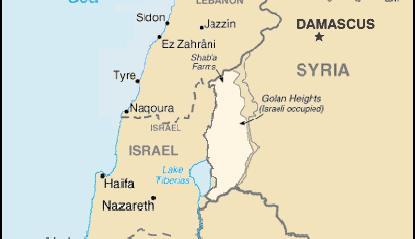 Syria: Israeli jets hit targets in Syria