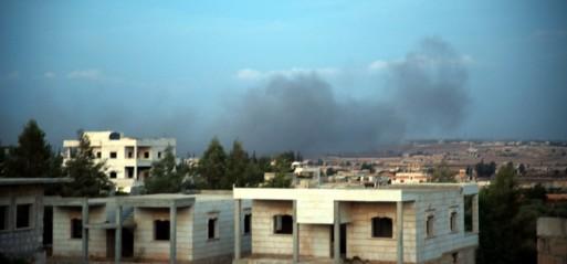 Syria: Russian bombs kill children in Anadan