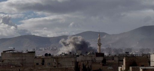 Syria: Russia to start 'humanitarian pause' in E Ghouta