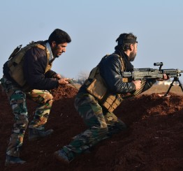 Syria: US Special Forces help rebels capturing Shadadi