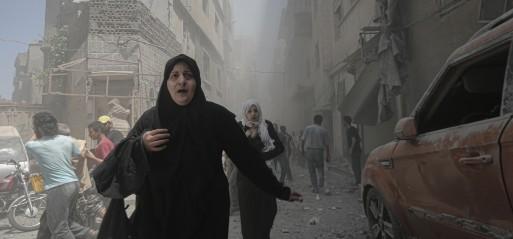 Syria: Syrian forces kill 24 civilians in Idlib
