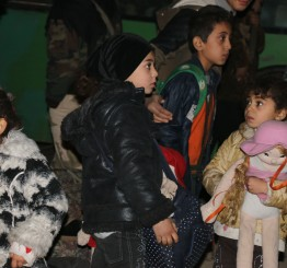 Syria: Second civilian convoy from east Aleppo reaches safety
