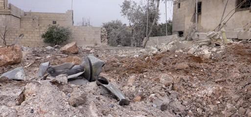Syria: Civilians killed by Syrian Govt & US led attacks