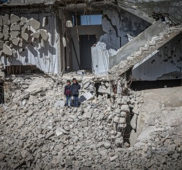 UN: 12,000 Syrian children killed, wounded by civil war