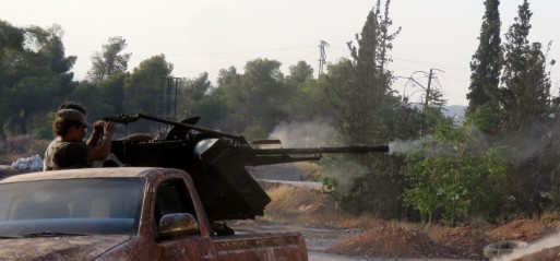 UN urges end to hospital attacks in Syria