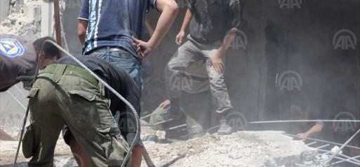 Syria: Bomb attacks kill 12 in Damascus, Idlib