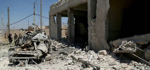 Syria: Suicide bombings by Daesh leaves 220 dead in SW Syria