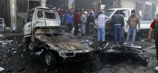 Syria: Bomb attack kills 18 in northern Syria