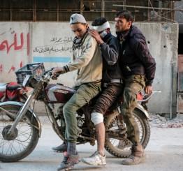 Syria: 28 civilians killed in Govt airstrikes in E.Ghouta