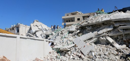 Syria: Arms depot explosion kills 39, injures scores in Idlib