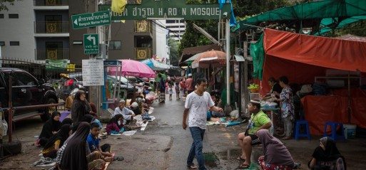 Thailand: 3 security officials killed by bomb in the south