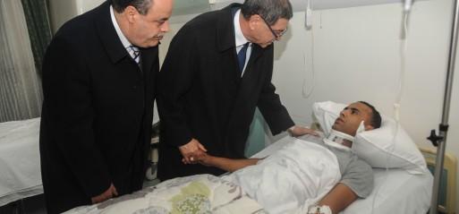 Tunisia: Twelve policemen killed in Tunis bomb attack