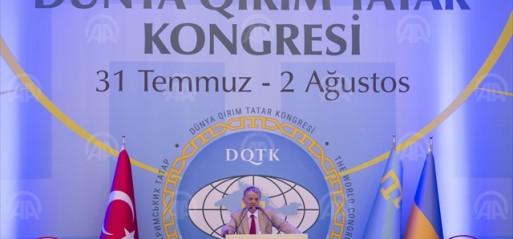 Turkey: Tatars call for intervention in Crimea