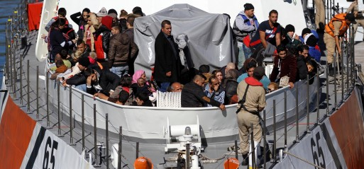 Turkish Coast Guard rescues 255 refugees