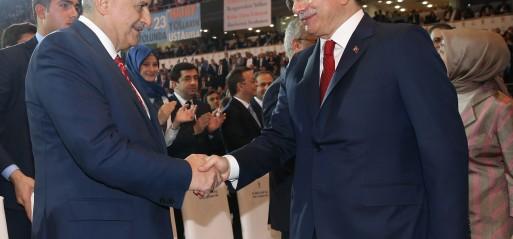 Turkey: Ruling AK Party elects Yildirim as new chairman