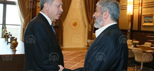 Turkey: Erdogan meets Hamas leader over Al-Aqsa clashes