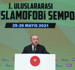 'Strong communication network needed against Islamophobia': Turkish president